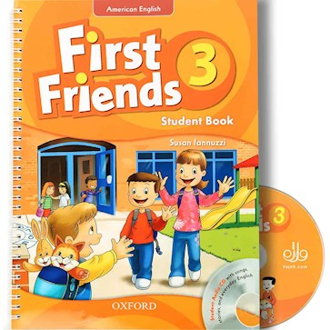 first-friends-level-3-student-book