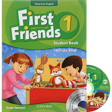 first-friends-level-1-student-book